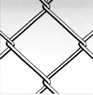 Diagonal-Drahtgeflecht verzinkt 2.5